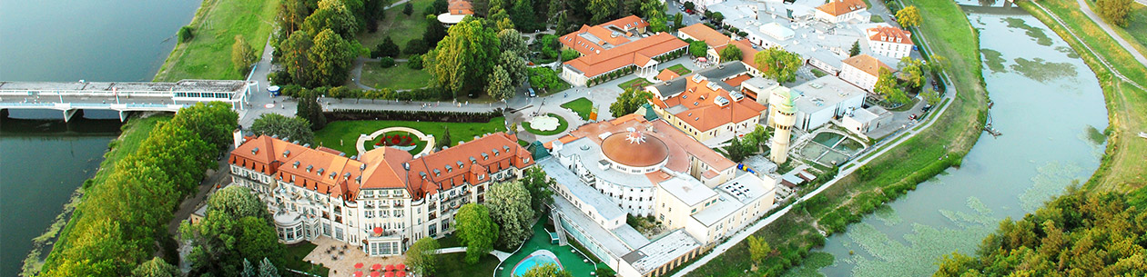 Spa Piestany - Piestany Hotels - Danubius Hotels Piestany